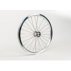 Brompton radial lacing incl fittings Superlight Front wheel