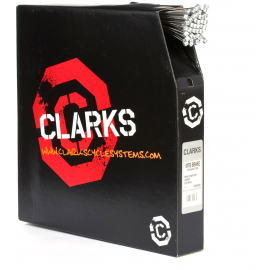 Clarks S/S Barrel Nipple Brake Inner Cable