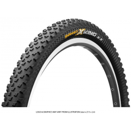 Continental X-King Protection 27.5 x 2.4 Folding Tyre