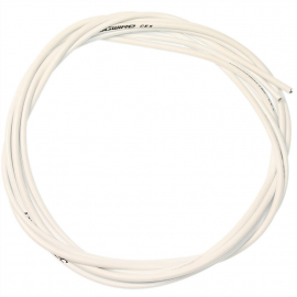 Jagwire Outer Gear Cable White 4mm x 2m