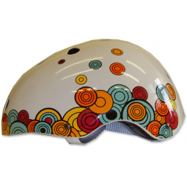 Lazer One City Helmet Spring Flower