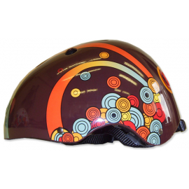 Lazer One City Helmet Spring Rainbow Lge/Xl