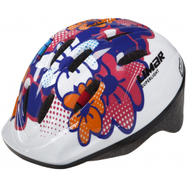 Limar 123 Kids Helmet Flowers