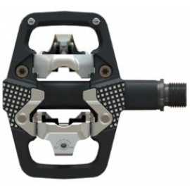Look X Track Rage MTB Pedals With Cleats