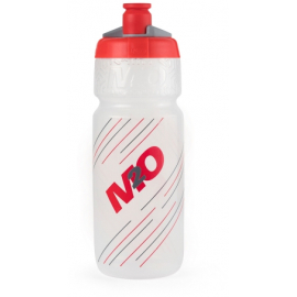 M2O Pilot Water Bottle Clear/Red