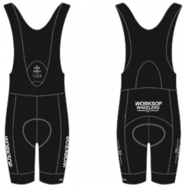 Worksop Wheelers Club Bibshorts
