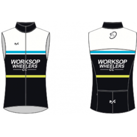 Worksop Wheelers Club Gilet