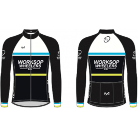 Worksop Wheelers Long Sleeve Roubaix Jersey