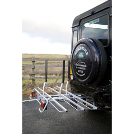 Pendle Wheel Support Behind the Ball Rack for 3 Bikes