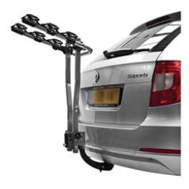 Avenir Arrezo 3 Bike Tow Bar Car Rack