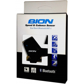 Bion Cx-320 Dual Bluetooth/Ant+ Speed And Cadence Sensor