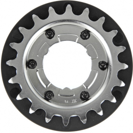 Shimano Alfine CS-S500 20T Single Sprocket With Chain Guide