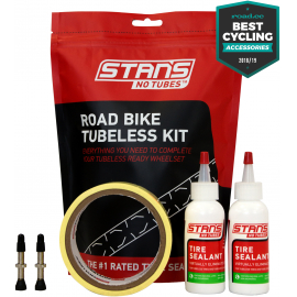 Stans No Tubes Road Bike Tubeless Kit