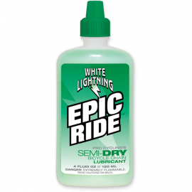 White Lightning Epic 120ml All Conditions Lube